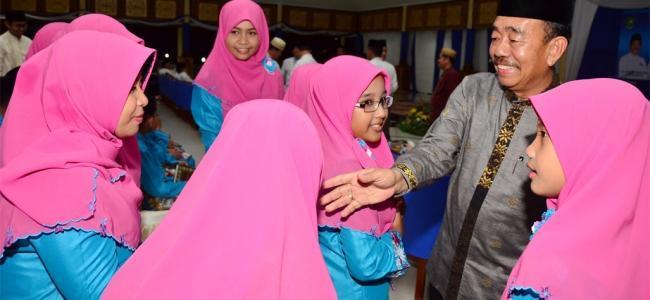 LPTQ Kabupaten Bengkalis - Yossi Okta - MTQ Provinsi Riau 2013
