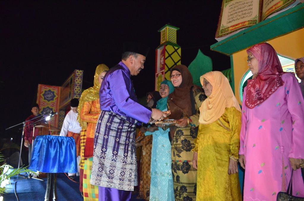 LPTQ Kabupaten Bengkalis - Muhammad Ash Subli - Juara III M2Q Nasional